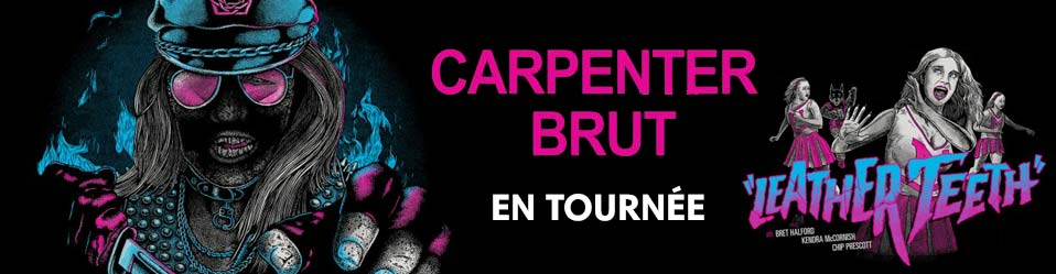CARPENTER BRUT