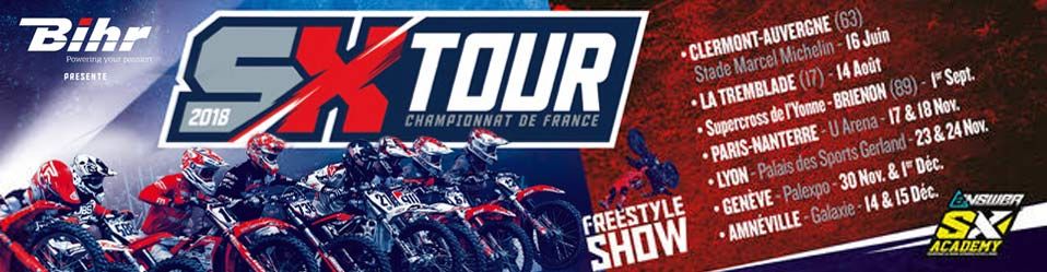 SUPERCROSS SX TOUR