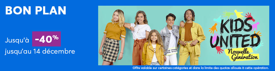 Bon Plan - Kids united