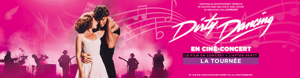 L'ECRAN POP : DIRTY DANCING