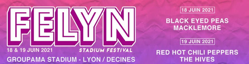 FELYN STADIUM FESTIVAL