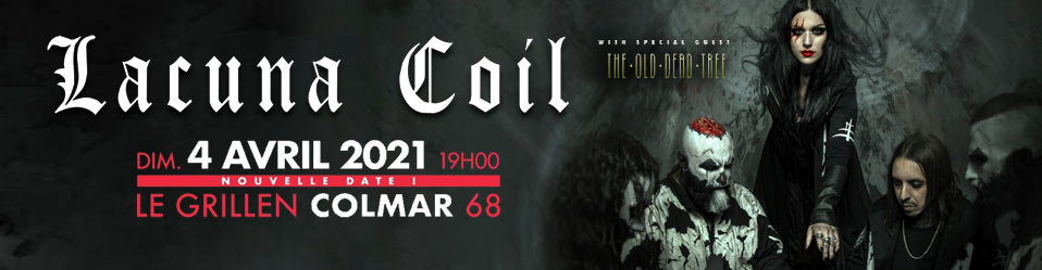 Lacuna Coil & The Old Dead Tree