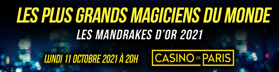 MANDRAKES D'OR 2021