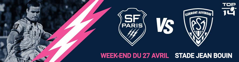 Stade Francais Paris / ASM Clermont