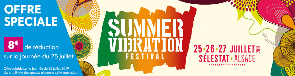 Summer Vibration Reggae